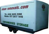 Removal Company Northern Ireland